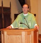 Fr. Matthew Temple, O.Carm.