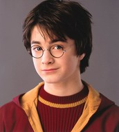 Harry Potter,first year student