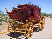 We Sell The Best Stagecoaches In Town!