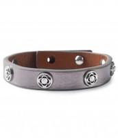 Clover Metallic Armband