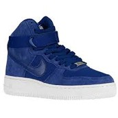 suade hightops