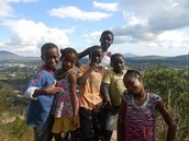 Sponsored by Malawi Montessori Project