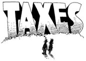 colonies get taxed