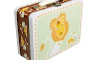 Blafre Circus Lion Lunch Suitcase