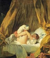 La Gimblette, Fragonard, 1768-70