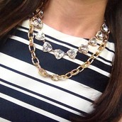 Christina Link Necklace $39.50