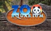 """""""Zoo Aquarium"""" in Madrid."""