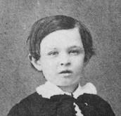 Abraham child hood