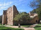 המבצר הצלבני בעין חמד
