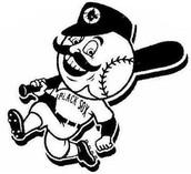 black socks mascot
