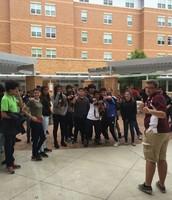 Garcia's Texas A&M College Trip