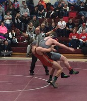 Collin Kitchen with a great takedown