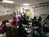 Tech Club at Smith Elementary Sponsored by Mrs. Shoemake