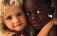 Skin colour doesn't divide us