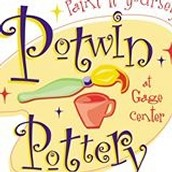 ~You are cordially invited to a tea party at Potwin Pottery~