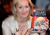 The author- J.K.Rowling