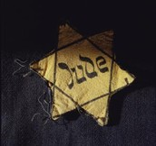 The Star of David from the Holocaust