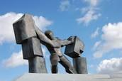 פסל של שמשון: