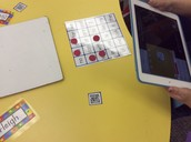 QR Code Sight Word Bingo