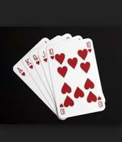 joue aux cartes