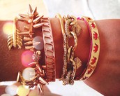 Arm Party Perfection