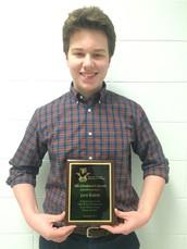 Eason Awarded the Chairman's Award