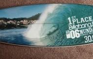 Tablas de Surf.