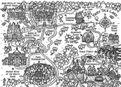the fairy map
