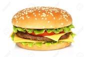 la hamburgesa