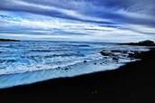 Black Sand Ocean