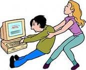 Интерне́т-зави́симость (или Интернет-адди́кция)