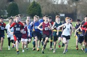 Cross Country County Selection