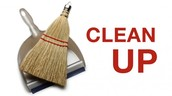 Fair Clean-Up Days