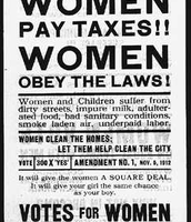 Women's rights paper