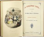 """""""A Christmas Carol"""" Cover"""
