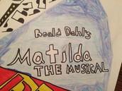 The Broadway musical Matilda!