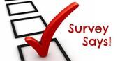 Parent survey results...