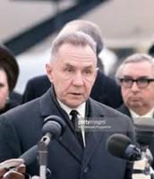 Premier Aleksei Kosygin