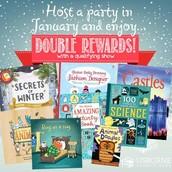 Double Free Hostess Rewards in January!