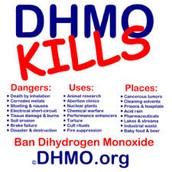 Dangers of DHMO