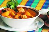 Sopa de Mondonga