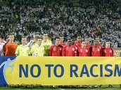 FIFA says NO to Racism