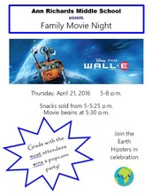 """Wall-e """"Love for Earth Day"""" - 4/21"""