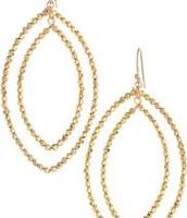 Bardot Hoop - Gold
