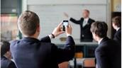 Phones in school