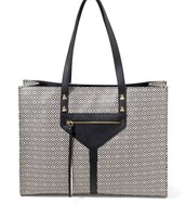 City Tote in Mosaic Tile