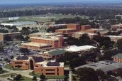 This is the campus