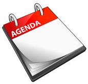 Agenda: 19:00 - 22:00
