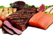 Major Protein Foods