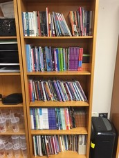 WE HAVE BOOKS!